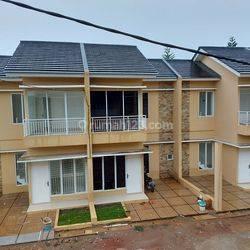 Rumah mewah 2 lantai dekat mall aeon bsd tangerang dp 195 jutaan