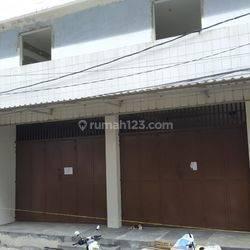 Rumah 2 Lantai Lokasi Strategis Usaha Kopi & Makanan, Kel. Pejagalan Kec. Penjaringan, Jakarta Utara