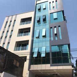 Gedung Brand New 6 Lantai + Basement + Rooftop Prime Location Di Jl. Warung Buncit Jakarta Selatan