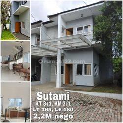 Rumah Asri di Setrasari Sutami Furnished