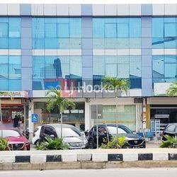 Ruko Penuin Center 2 Unit Gandeng Siap Pakai