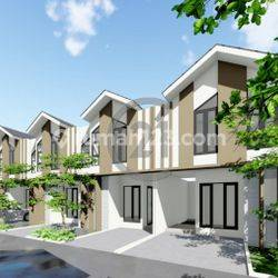 Rumah brand new Town House sekitar Bintaro