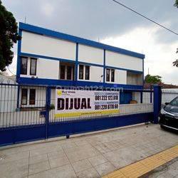 Gedung Cocok Untuk Kantor, Gudang Atau Sekolah Di Rajawali Barat