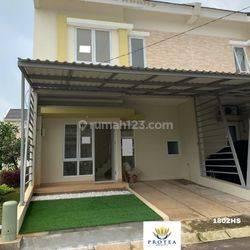 Rumah Baru Siap Huni di Paradise Serpong City