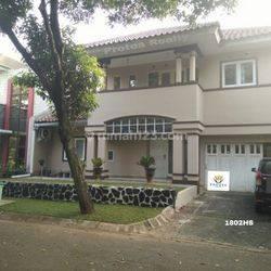 Rumah di lokasi strategis Taman Giri Loka, BSD City