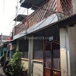 Rumah 2 lantai , SHM , dalam gang , Saharjo Manggarai