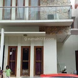 CLUSTER AT KEBAGUSAN AREA HOUSE 2 FLOOR 3BR IDR 100.800.000 PER YEAR