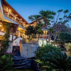 Luxury villa full view di Goagong , ungasan Kuta Selatan