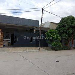 Rumah Kompleks Pondok Makmur, Jatiuwung Tangerang