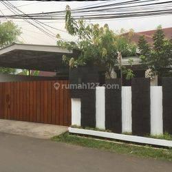 Rumah Klasik Material Jakti Strategis Dalam Komplek Di Kalisari Ps Rebo Jakarta Timur