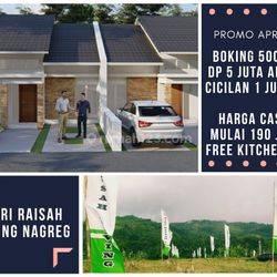 Rumah cantik Asri minimalis
