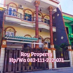 Rumah Gading Griya Lestari Kelapa Gading 3 Lantai Jakut Mewah Siap Huni