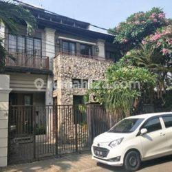 Rumah asri murah di Kemanggisan utama Jakarta barat