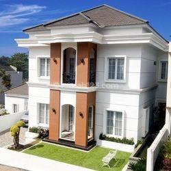 Rumah Lux Lingkungan Islami Sejuk Nyaman View Gunung dan Bukit di Lembang Bandung