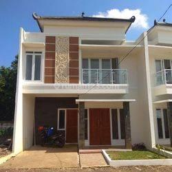 Rumah 2 lantai nuansa Bali di Pekapuran dekat pintu tol Cijago