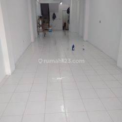 Rumah siap huni bebas banjir di Tomang
