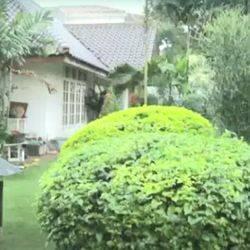 Rumah Tua HITUNG TANAH di Jl. Martimbang, Kebayoran Baru