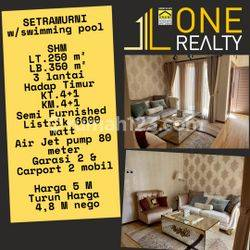 Setra Murni, Super Luxurious Home with Swimming Pool