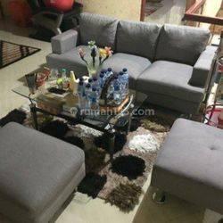 rumah metro permata, tangerang, furnish siap huni
