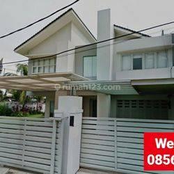 RUMAH at Jl. PATAL SENAYAN, JAKARTA SELATAN T/B. 600/500 (FOR SELL)