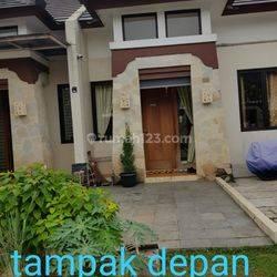 Rumah cantik sudah renov butuh uang di Baliresort