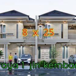 Rumah Mewah New Gress Di Araya Tahap 1 Jln Kembar