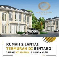 PROMO Cluster 2Lantai TERMURAH ANTI BANJIR Dekat Stasiun Jurangmangu -25