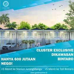 PROMO Cluster 2Lantai TERMURAH ANTI BANJIR Dekat Stasiun Jurangmangu -28