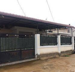 Rumah Type 65 Jl. Komyos Sudarso Komp. Golden Indah ( Masuk dari Gg. Tengkawang / Bali Indah )