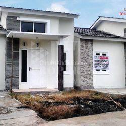 Rumah Type 54, Rumah Tunggal & Dekat Transmart di Jl. Parit H. Muksin 2 Gg. Bumi Asia
