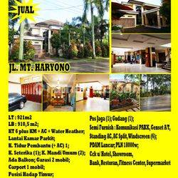 Rumah MT. Haryono Pontianak Kalimantan Barat