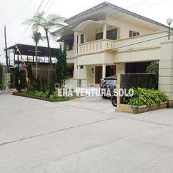 Villa Bagus Siap Pakai Sekipan Karanganyar