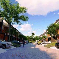 Rumah Modern Mewah di Cisalak Depok | D-East Townhouse Cimanggis