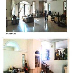 Rumah Bagus, Siap Huni, Hoek di Jl. Petojo Sabangan II, Gambir
