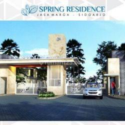 A.48.Rumah SPRING RESIDENCE - STRATEGIS, HARMONY dan ASRI (GRADE A+)
