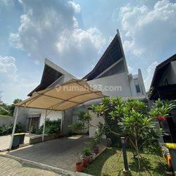 Town House Tenang dan Damai di Veteran Deplu, Bintaro,, Jakarta Selatan