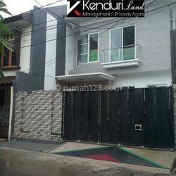 Rumah Mewah Minimalis Ekonomis dan Lux 2 Lantai Strategis di Jatipadang Pasar Minggu Jakarta Selatan