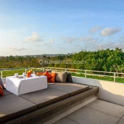 Fabulous Design Freehold Private Villa in Balangan Beach