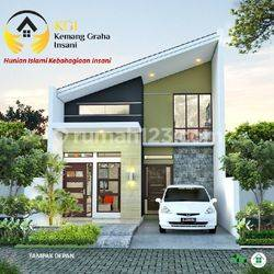 Rumah Baru Harga Murah di Parung Bogor Desain Minimalis KPR Developer (inhouse) tanpa bank