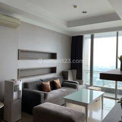 Apartment 2 Bedroom Full Furnished Lantai Tinggi Residence 8 @Senopati SCBD Jakarta Selatan