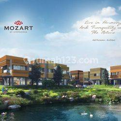 Mozart at Symphonia Summarecon: Embrace The Future With Natures Lifestyles