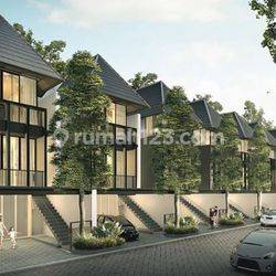 New Cluster Pinang Residence Townhouse by Intiland Development