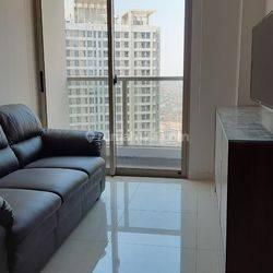 Taman Anggrek residence 1BR fullfurnish 38m2 hrg 50jt/th