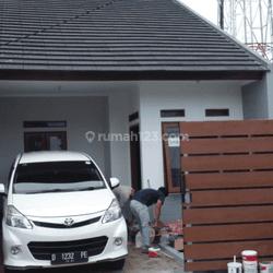 Rumah baru minimalis di belakang borma ciwastra, 500 jt an