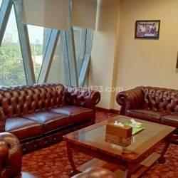 Ruang kantor Bakrie Episentrum Full Furnished