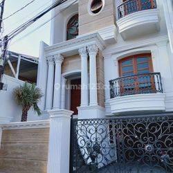 Rumah Mewah Menteng Dalam Palbatu 4 Kamar Siap Huni Ada Kolam Renang