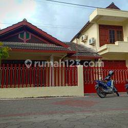 Rumah dkt kampus UIN dan Balai Kota Jogja Timoho