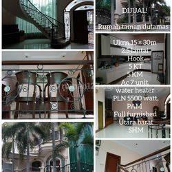 Rumah di Taman Duta Mas Ls 300m2