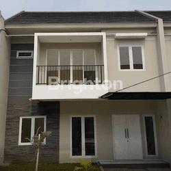 Cluster brand new 2 lantai di tang mansion tangerang