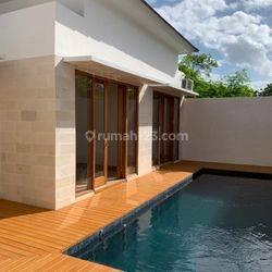 Rumah baru keren minimalis siap huni di Bali